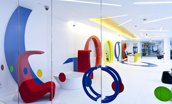 google-london-headquarter