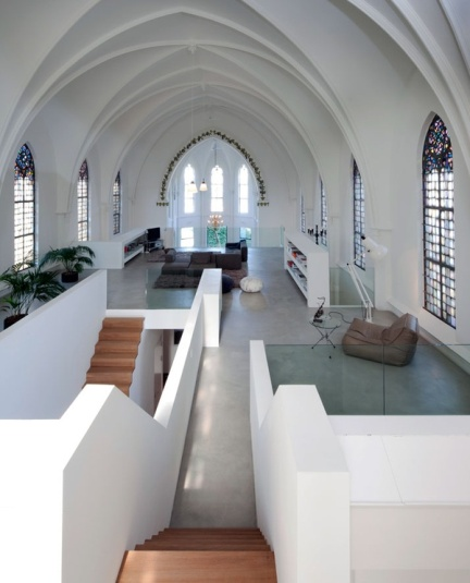 Loft-in-Church